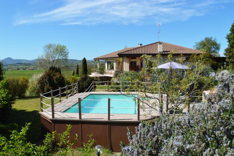 piscina sopraelevata unicapool fuori terra cta piscine